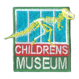 S-2027 Childrens Museum Patch