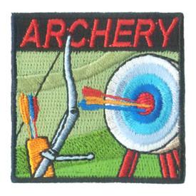 S-2033 Archery Patch