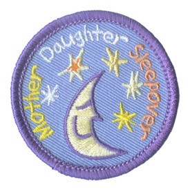 S-2034 Mother Daughter Sleep Patch