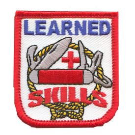 S-2057 Learned Skills Patch