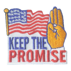 S-2058 Keep The Promise Patch