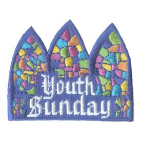 S-2059 Youth Sunday Patch