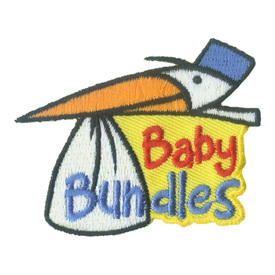 S-2080 Baby Bundles Patch