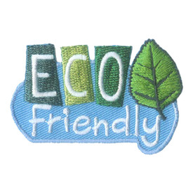 S-2081 Eco Friendly Patch