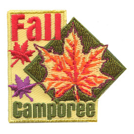 S-2086 Fall Camporee Patch