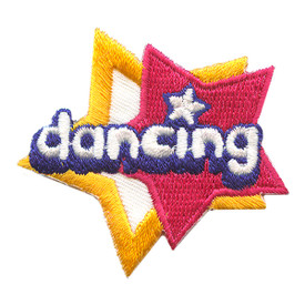 S-2089 Dancing Patch