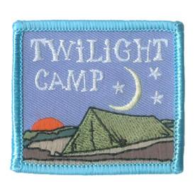 S-2096 Twilight Camp Patch