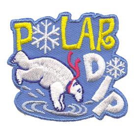 S-2099 Polar Dip Patch
