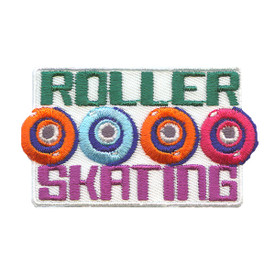 S-2103 Roller Skating Patch