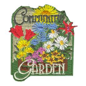 S-2106 Community Garden Patch