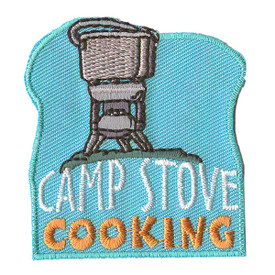 S-2114 Camp Stove Cooking Patch