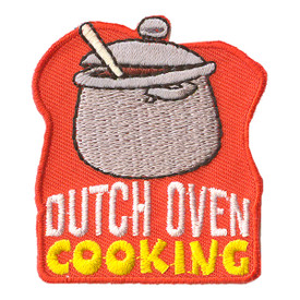 S-2115 Dutch Oven Cooking Patch