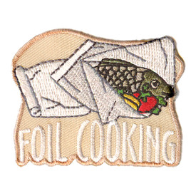 S-2116 Foil Cooking Patch