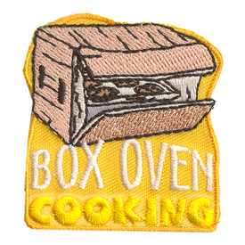 S-2117 Box Oven Cooking Patch