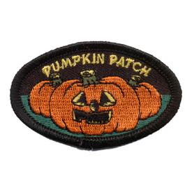 S-0051 Pumpkin Patch Patch