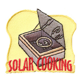 S-2118 Solar Cooking Patch