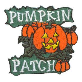S-2129 Pumpkin Patch Patch