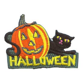 S-2130 Halloween Patch