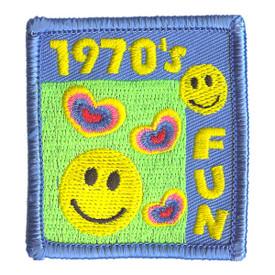 S-2137 1970's Fun Patch