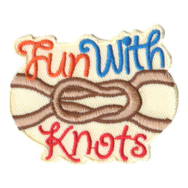 S-2142 Fun With Knots Patch
