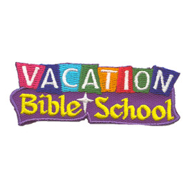S-2144 Vacation Bible School Patch