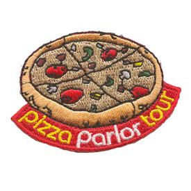 S-2159 Pizza Parlor Tour Patch