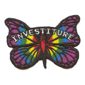 S-2161 Investiture (Butterfly) Patch