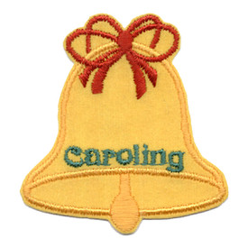 S-0055 Caroling  (Bell) Patch