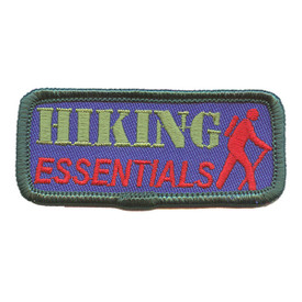 S-2170 Hiking Essentials Patch