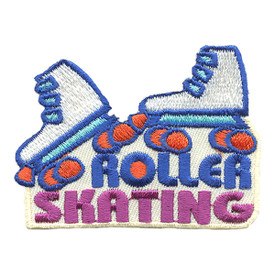 S-2179 Roller Skating Patch