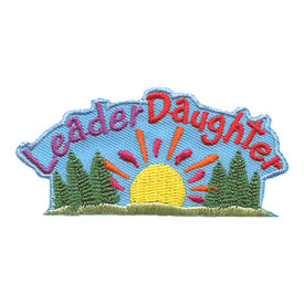 S-2180 Leader Daughter Patch