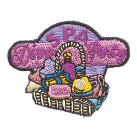 S-2182 Spa Party (Basket) Patch