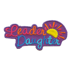 S-2183 Leader Daughter Patch