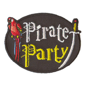 S-2201 Pirate Party Patch