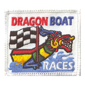 S-2206 Dragon Boat Races Patch