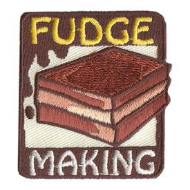 S-2211 Fudge Making Patch