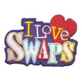 S-2215 I Love Swaps Patch
