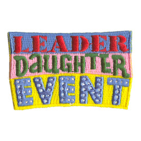 S-2218 Leader Daughter Event Patch