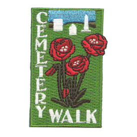S-2221 Cemetery Walk Patch