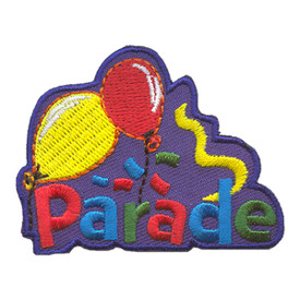 S-2224 Parade - (Balloons) Patch