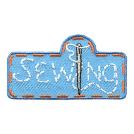S-2232 Sewing Patch