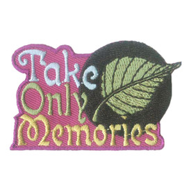 S-2247 Take Only Memories Patch