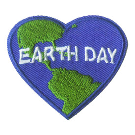 S-2259 Earth Day Patch