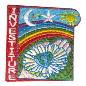 S-2261 Investiture Patch