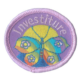 S-2263 Investiture Patch