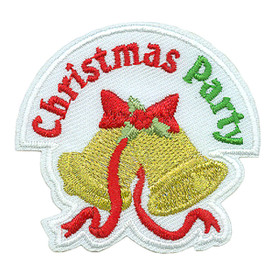 S-2265 Christmas Party (Bells) Patch