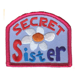 S-2267 Secret Sister Patch