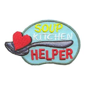 S-2269 Soup Kitchen Helper Patch