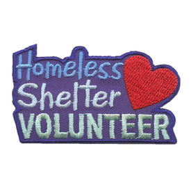 S-2273 Homeless Shelter Patch