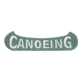 S-2274 Canoeing Patch